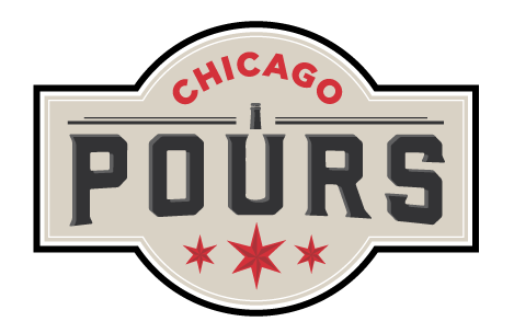 Chicago Pours Logo