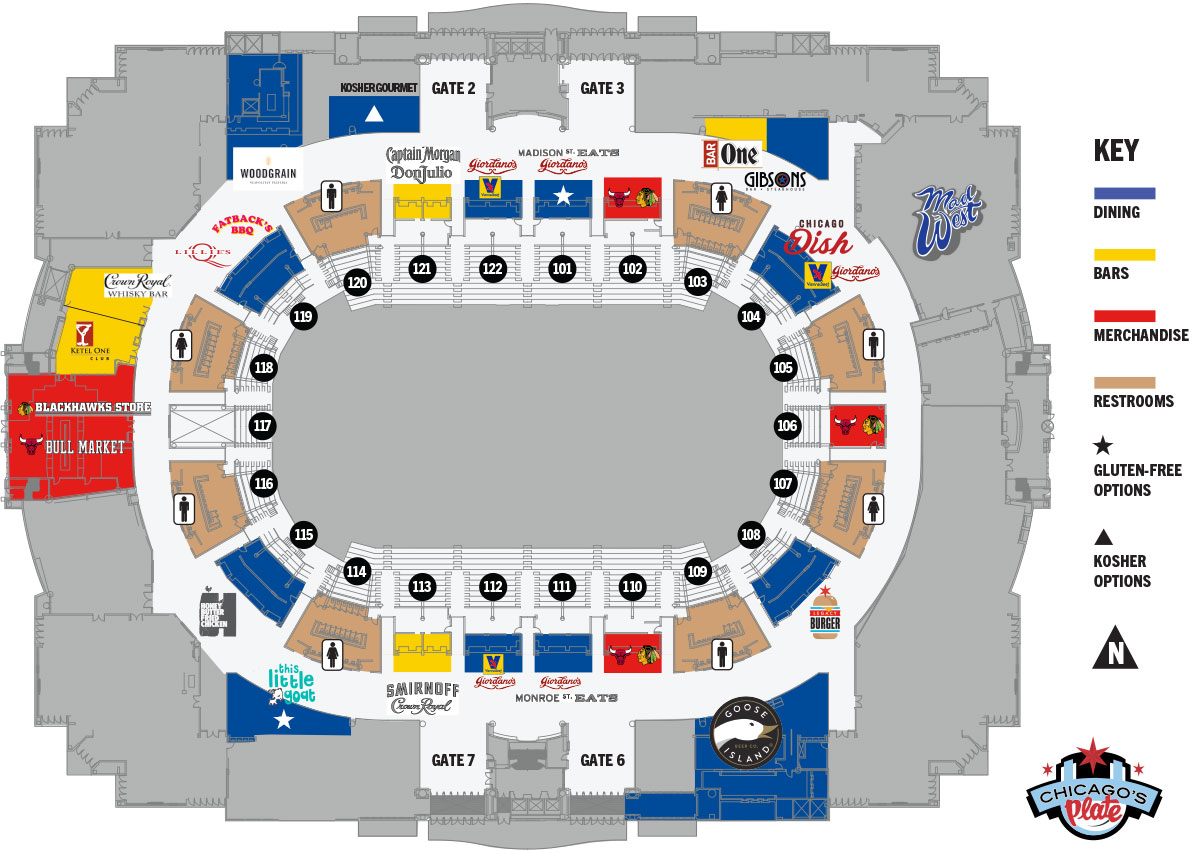 Visitor's Guide - Plan Your Visit | United Center